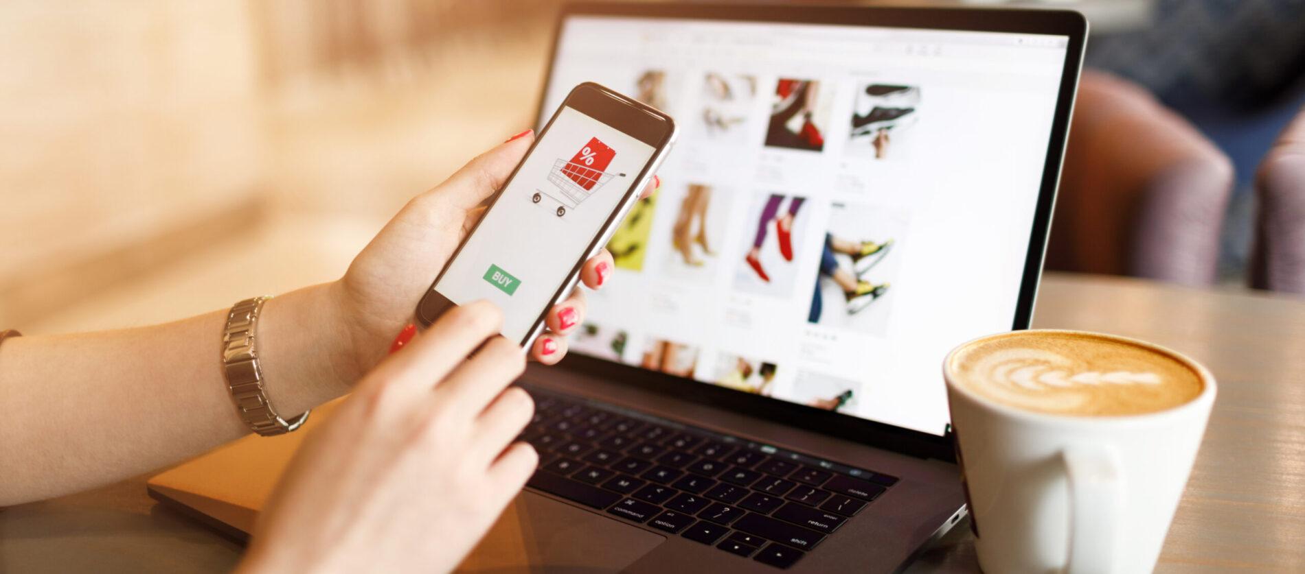 Enjoy Shopping Online